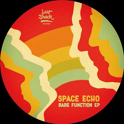 OUT NOW: SPACE ECHO – RARE FUNCTION EP