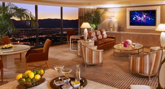 Wynn Encore, Duplex Apartment