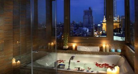 Madrid en matière de luxe n'a rien à envier à ses villes voisines européennes.