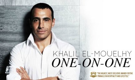 Khalil El Mouelhy Seven Star Global Luxury Awards