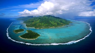 Where Is Paradise On Earth: Moorea, Tahiti