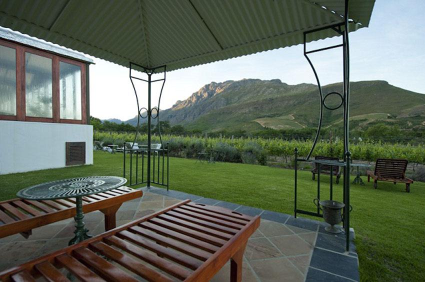 Lanzerac Wine Estate Stellenbosch 7
