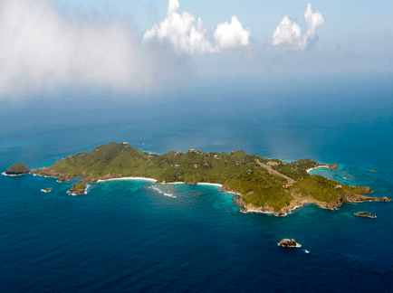 Mustique Island West Indies
