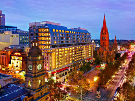 Wellness hotels Westin Melbourne Experience