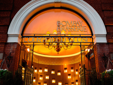 Bombay Brasserie London Fine Dining