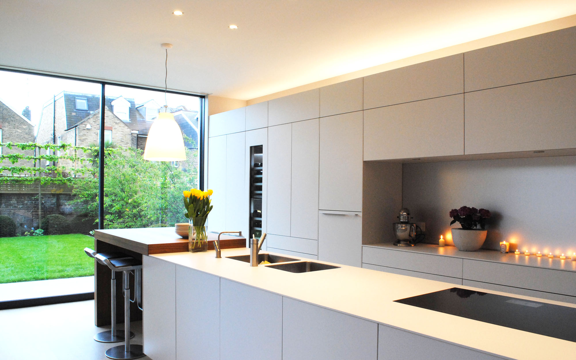 lighting kitchens kitchen lighting design Baulthaup Kitchen Design