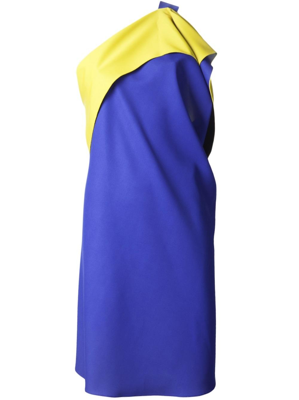 Maison Rabih Kayrouz robe en neoprene chez farfetch