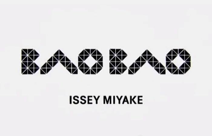 Issey Miyake fait défiler son sac «Bao Bao»