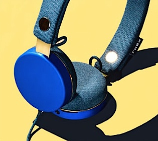 Urbanears s'associe à Marc by Marc Jacobs