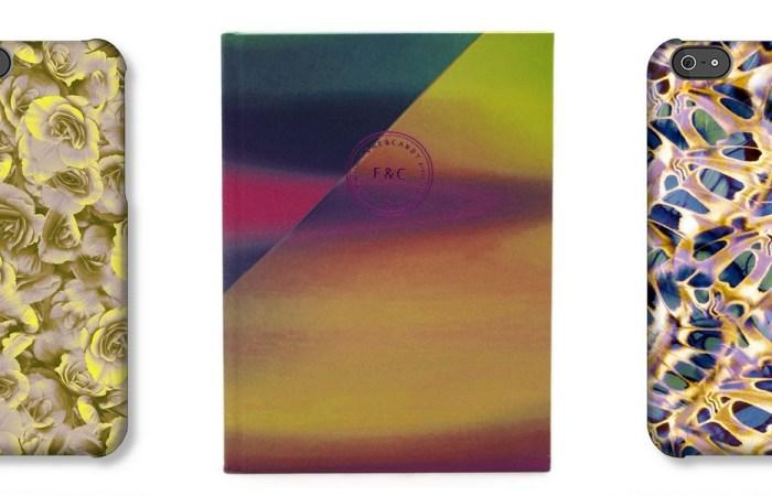 Collaboration colorful entre Fine & Candy et Ana Romero