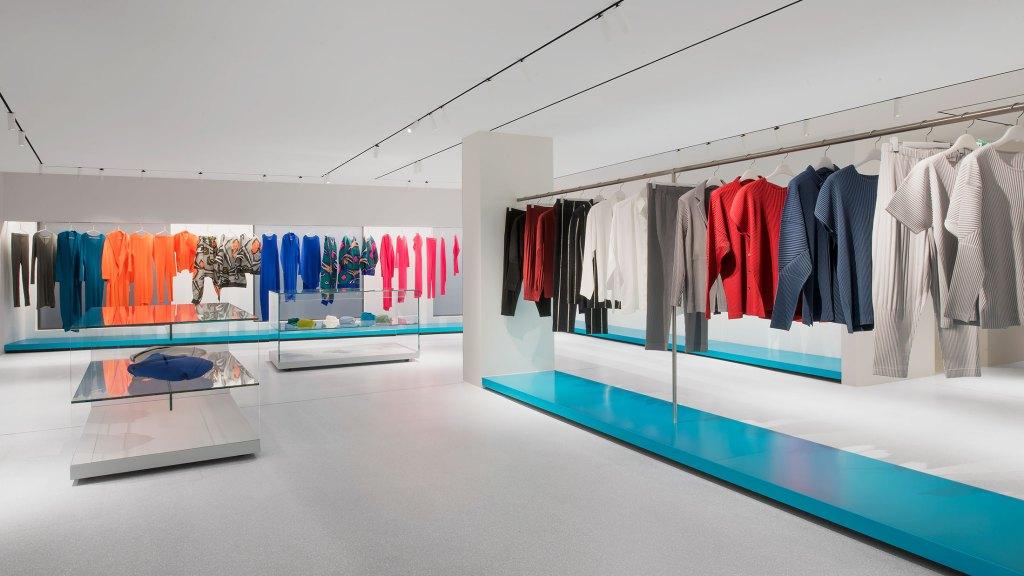 Un nouveau flagship ISSEY MIYAKE ouvre ses portes à Zürich