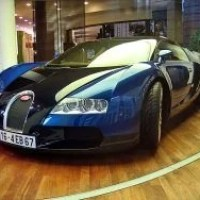 Der Bugatti Veyron - Luxus-Auto par excellence