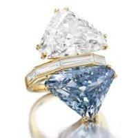Christie's: Blauer Fancy Vivid Diamant von Bulgari wird versteigert