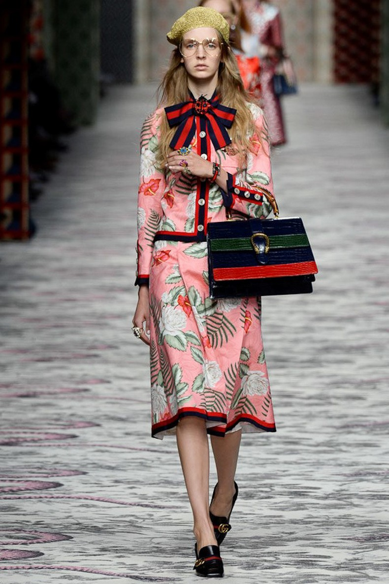 Gucci Spring 2016 RTW Collection look 22