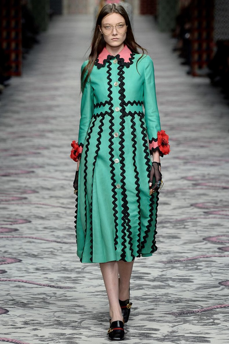 Gucci Spring 2016 RTW Collection look 30