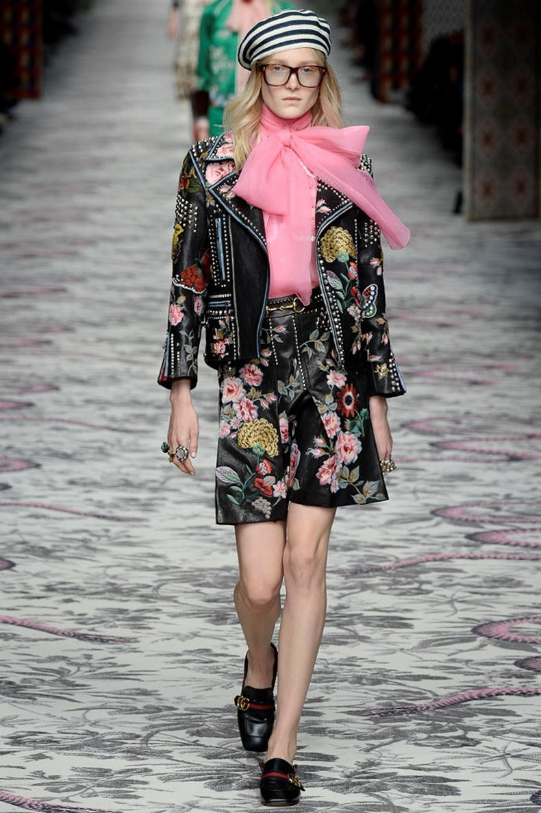 Gucci Spring 2016 RTW Collection look 38