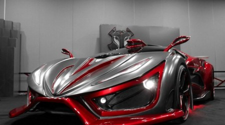 INFERNO - New Super Car With 1,400 HP - Made In Mexico 5