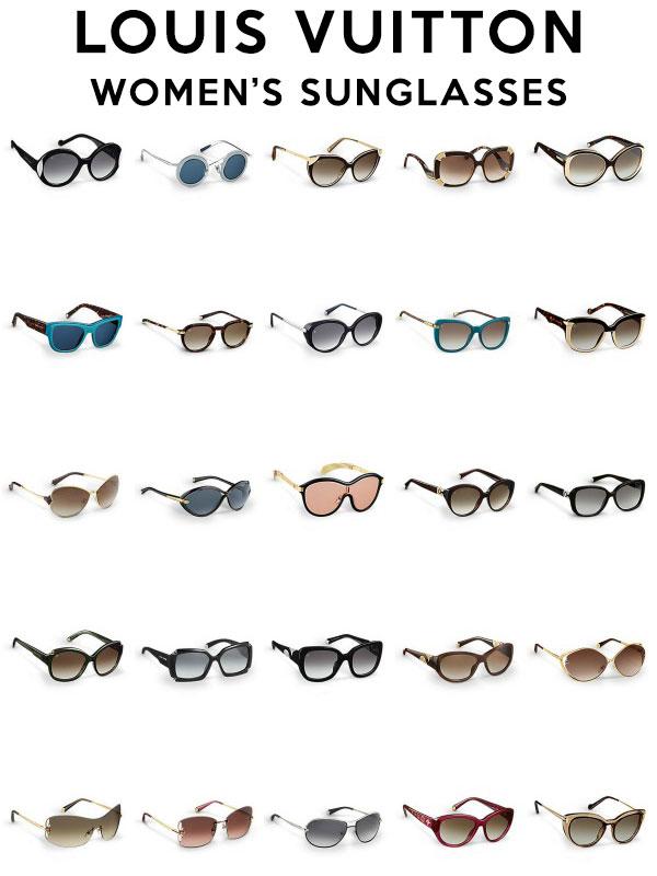 Louis Vuitton Women's Sunglasses