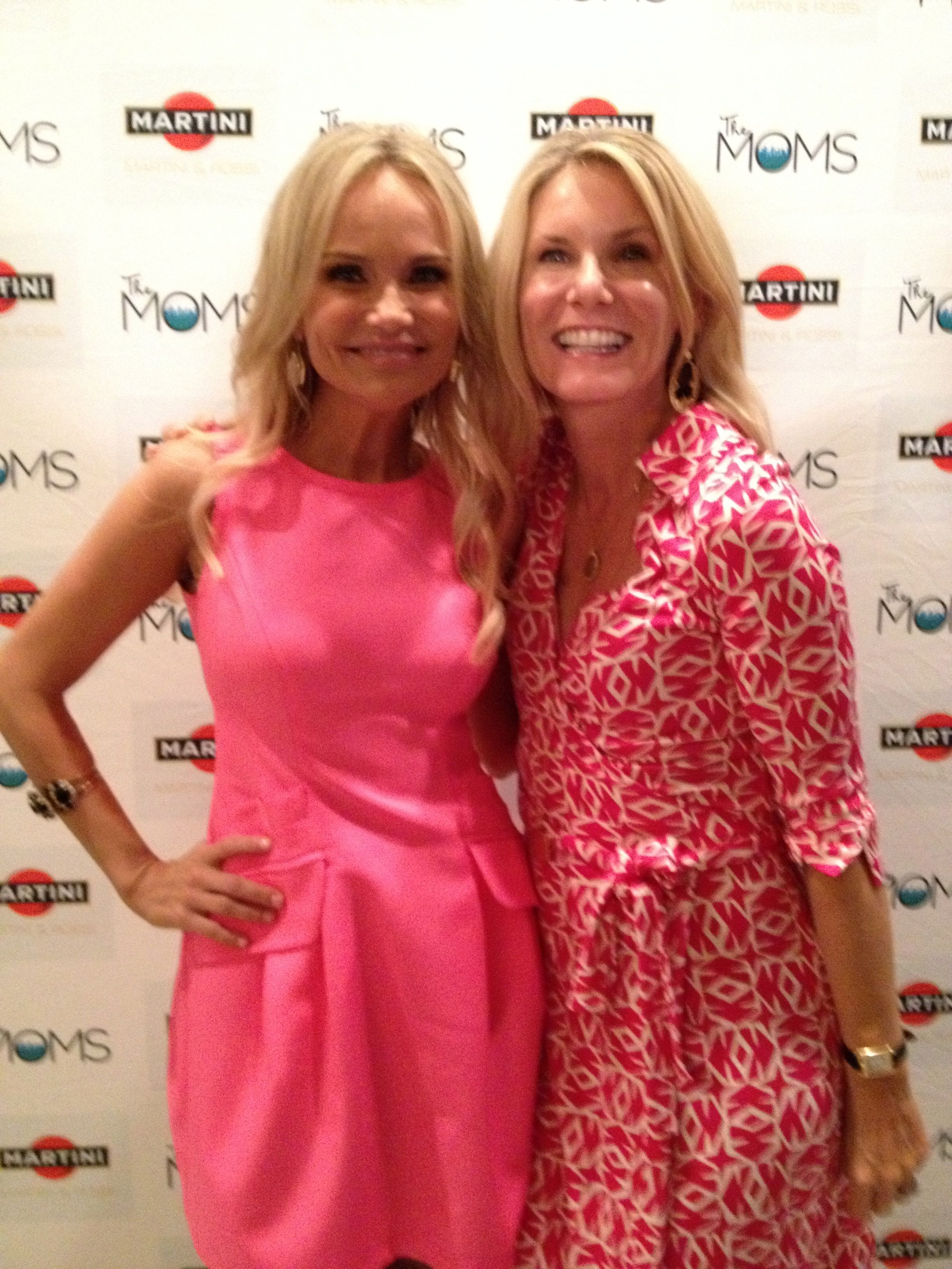 Kristin Chenoweth The Moms Luxury Travel Mom