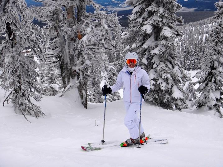 Canada Ski Big White Luxury Travel Mom