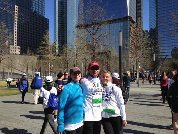 New York 9/11 Memorial Run