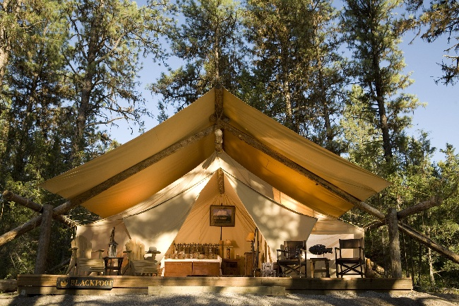 The Resort at Paws Up-Gl&ing Ranch Review & The Resort at Paws Up-Glamping Ranch Review - Luxury Travel Mom