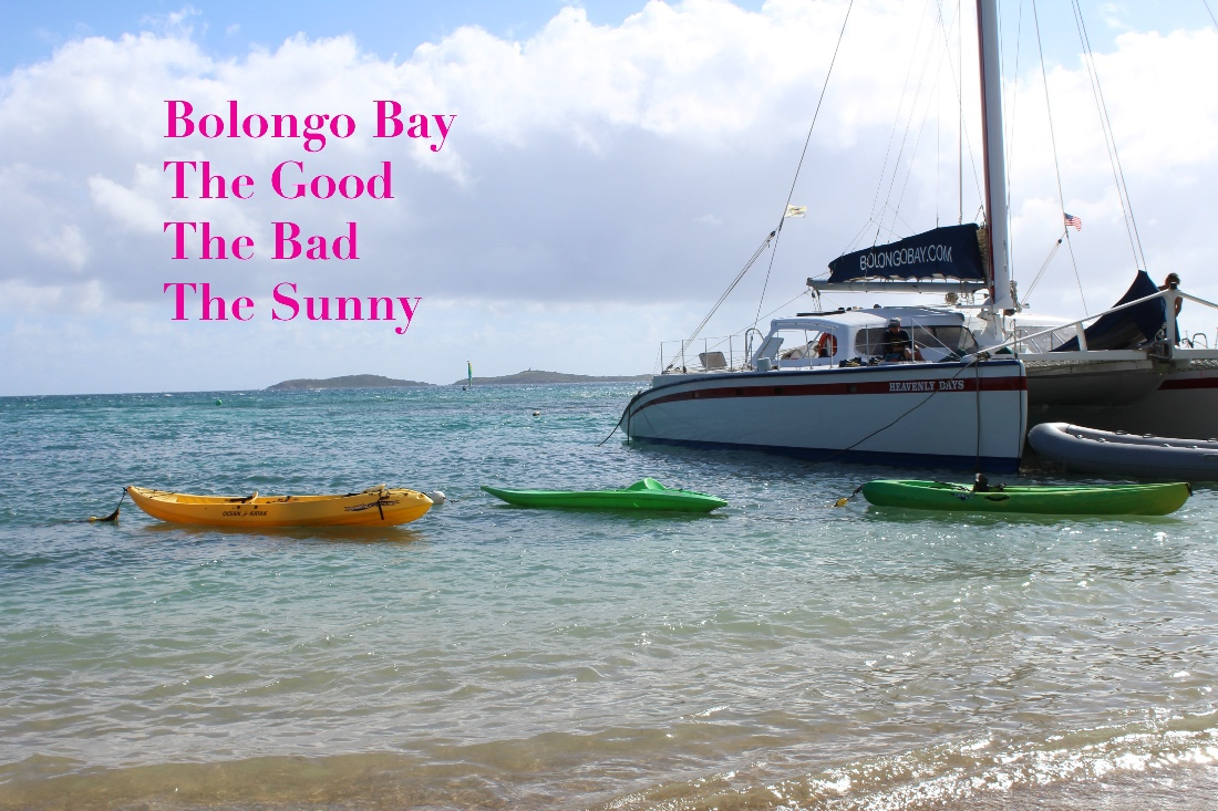 Bolongo Bay Review