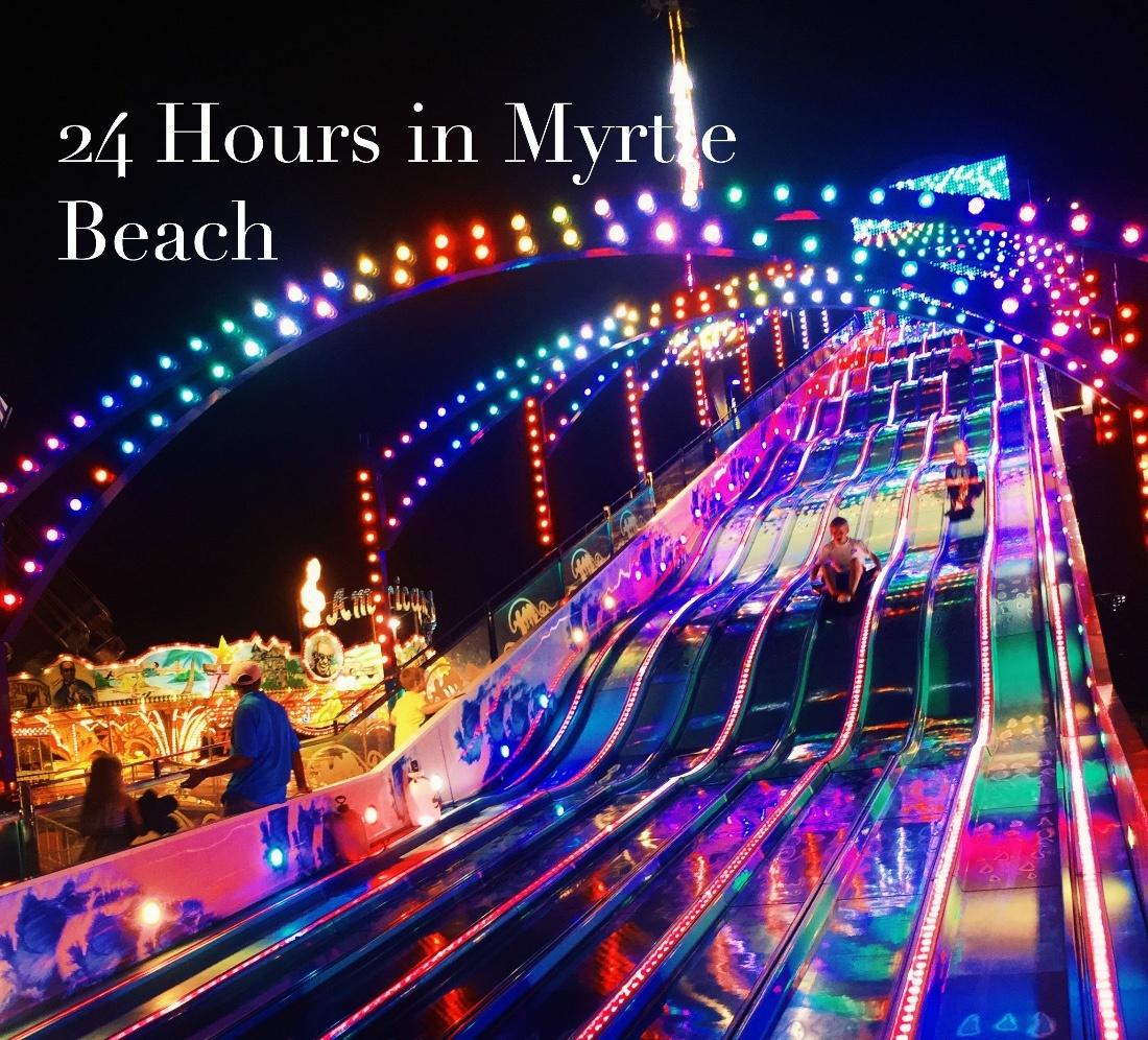 Myrtle Beach With Kids