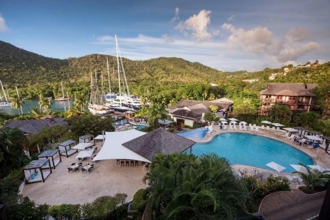 Marigot Bay Resort St. Lucia