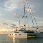 Virgin Islands Luxury Yacht Charters 'Akasha' in 2016