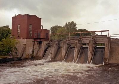 Dam Modification & Fish Passage