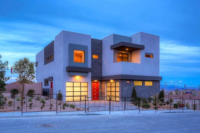 Affordable Modern Homes In Las Vegas Las Vegas Modern Homes