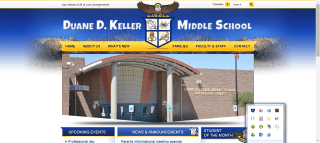 Keller, Duane D Middle School