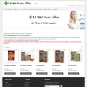 Farmacia Floris - Website - by Lycnos