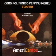 Coro Polifonico Peppino Mereu di Tonara - CD Album - Audio e Grafica Copertina - by Lycnos