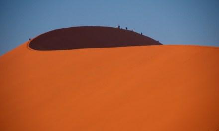 De beroemdste duinen: Sossusvlei