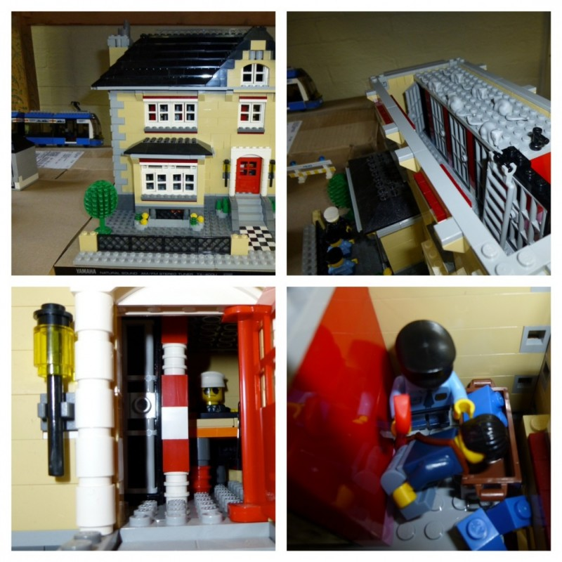 Ai Weiwei vs  The LEGO Group  Are Multinational Corporations the New     I created Dirty War House to accompany my novel Gringolandia  showing the  type of secret