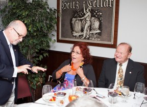 Jordan tells author Lynn F. Casella and Jack Rogers about his father Matte, Westwood, Calif. Matteo's restaurant owner, and his relationship with Frank Sinatra and the Rat Pack.