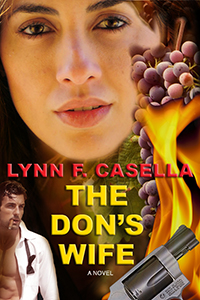 The Don's Wife mock cover