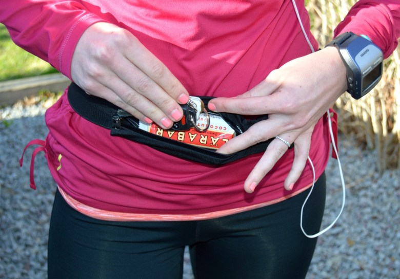 SLS3 Running Belt Review // lynnepetre.com