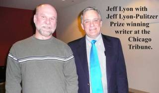 Jef Lyon and Jeff Lyon