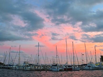 Scotty's Landing Sunset