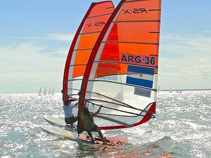 sailboards