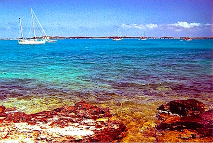 Elizabeth Harbour, Great Exuma