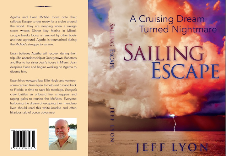 Sailing Escape has arrived for Kindle downloading.
