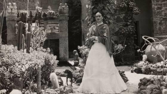 Frida Kalo Wardrobe