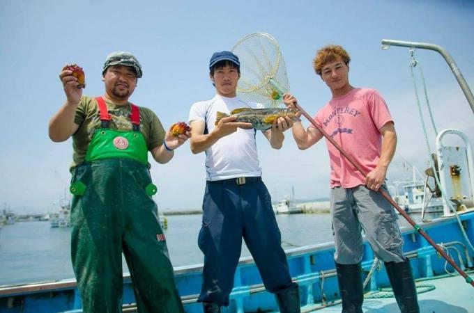 釣りコンin 南三陸