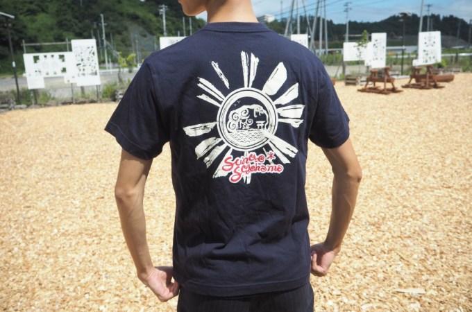 サンオーレ☀復活記念オリジナルTシャツ登場!