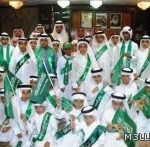 محافظ أملج ومدير مكتب التعليم يستقبلون طلبة تحفيظ القرآن الكريم