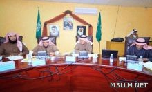 مجلس التربية والتعليم بمحافظة المجمعة يعقد جلسته الثانية
